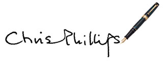 Chris Phillips Signature